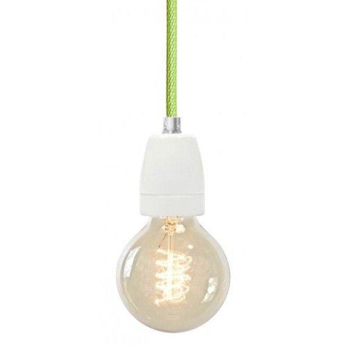 lamp porselein neon groen | NUDcollection | designlemonade.com