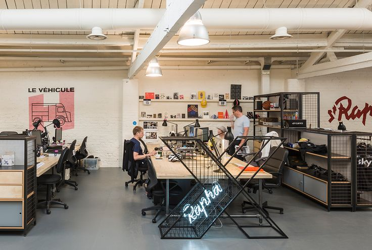 Rapha London - Anglepoise Projects