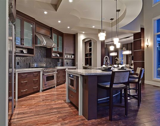 Calbridge calgary ab kitchen nice kitchens for Nice kitchen designs photo