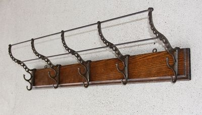 Wall Coat Rack Home Depot Woodworking Projects Amp Plans