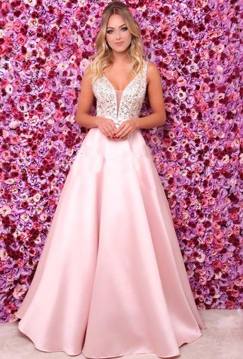 67 best Vestido de Casamento images on Pinterest   Ball gown ...