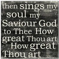 Red Letter Words  One of my favorite hymns