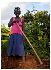 World Vision International is an organization dedicating to aiding those in impoverished areas. This article makes a direct connection to agriculture and what we can do to reduce hunger. This site also provides additional articles about teaching children how to garden. Growing your own food is like printing your own money.