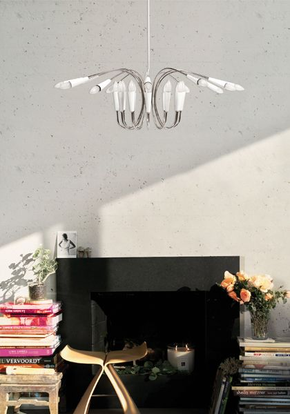 Designed and made in portugal by the finest craftsmen the delightfull aretha suspension light is certain to add a luxurious finish to any living space