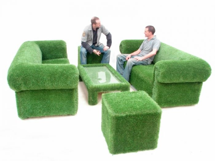 Looking for an outdoor dining set...? Look no further - we have the perfect artificial grass set for your garden