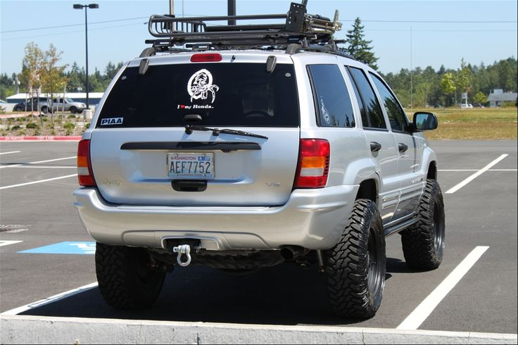 2004 special edition jeep grand cherokee trail rated - Bing Images