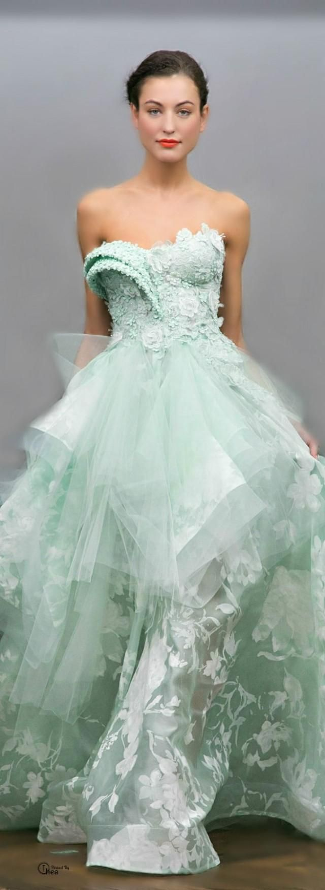 35 best Light Green Wedding! dresses, cakes, bouquets, shoes ...