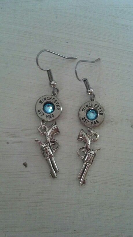 Erin's Bullet Casing Jewelry on Facebook