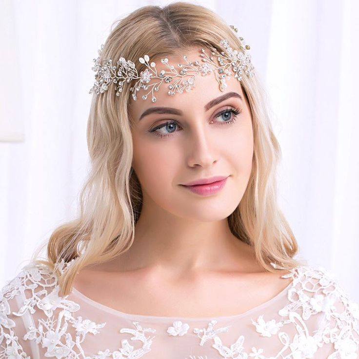Stunning Crystal Wedding Tiara, Bridal Hair Headpieces for Brides and Bridesmaids in Wedding Proms and any Formal Occasions. | eBay!