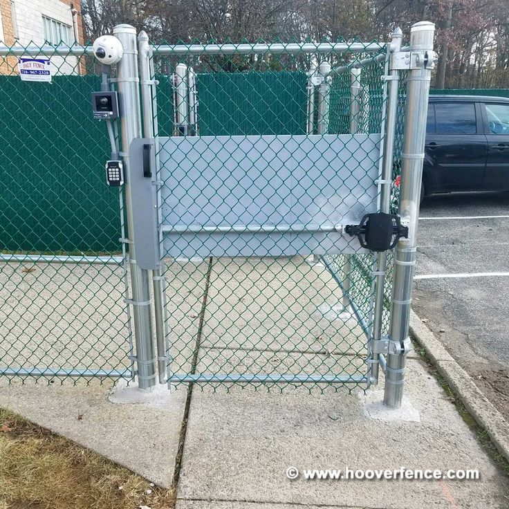 Kantslam door or gate closer in 2020 vinyl gates