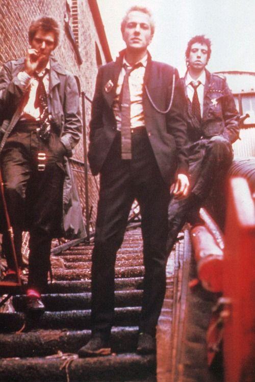The Clash, 1976.