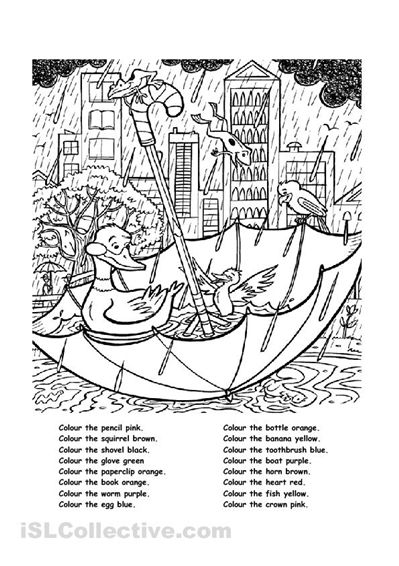 printable hidden coloring pages - photo#47