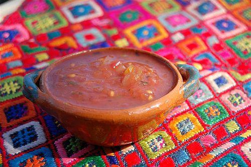 Raw salsa