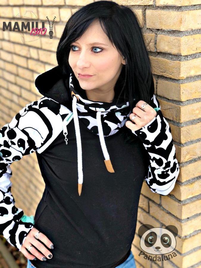 0cc0dfc82e Schnittmuster Raglanhoodie Kaja von Mamili1910 | sweater, sweatshirt ...