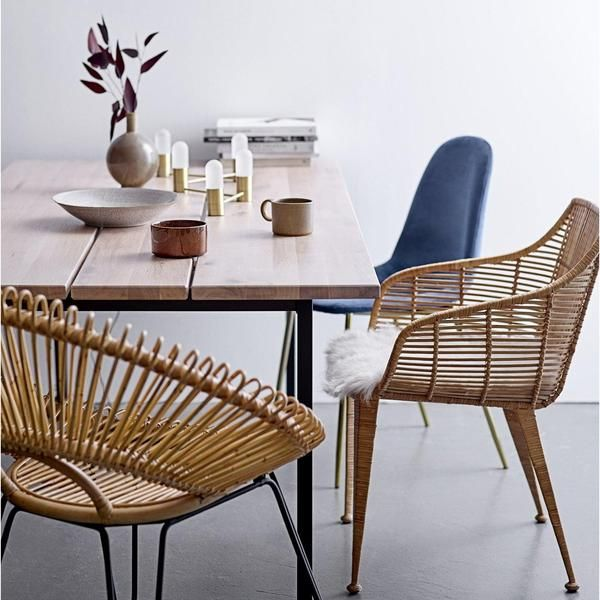 Sonny Rattan Chair Oak Dining Table Dining Table Chair