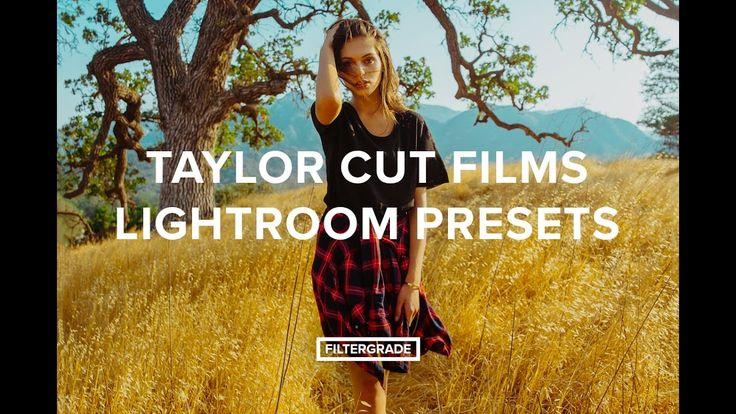 Taylor Cut Films Lightroom Presets - Demo Video