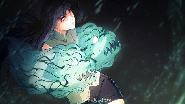 Hinata Hyūga    Naruto