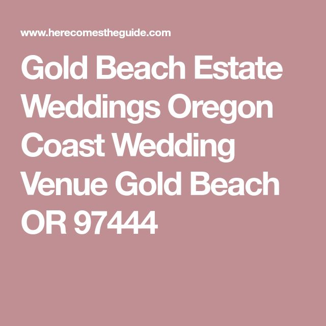 Wedding Decorations Gold Coast: Best 25+ Gold Beach Oregon Ideas On Pinterest