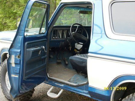 1978 Ford Bronco Picture 3