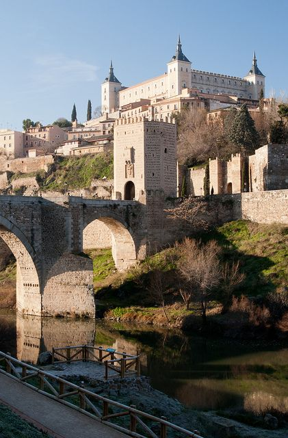 Toledo's Alcazar   Spain