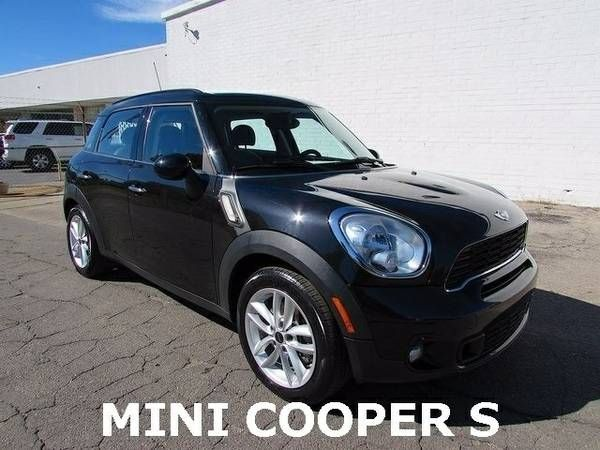 MINI Cooper Automatic S Countryman Dual Sunroofs Loaded We Finance! (S_Turbo_We_Finance)