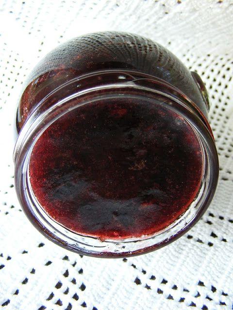 szeretetrehangoltan: Karamellizált cseresznyedzsem tartósítószer nélkül