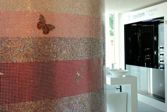Interno dello showroom Berni a #Firenze