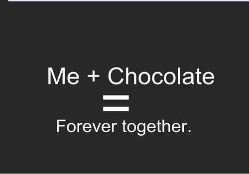 Ashley loves anything chocolate <-- Didn't write this but obviously it's so true I had to pin this lol #coincidence