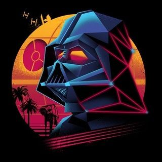 Vader Outrun Style Outrun Tattoos And Tattoo Styles