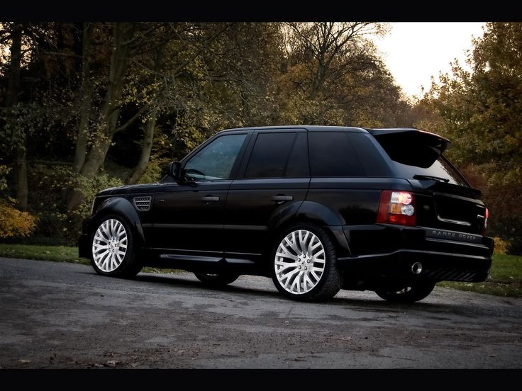 Kahn Cosworth Range Rover 2009 wallpaper