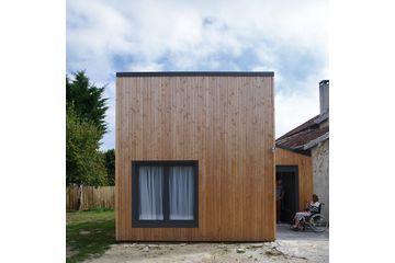 Réalisé par l'agence d'architecture Montagne Architecture Extension de maison Retrouvez la fiche sur Archidvisor