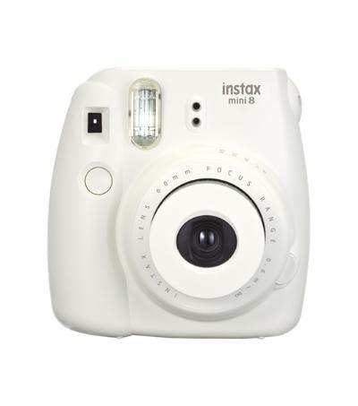 HEMA Fujifilm Instax Camera Mini 8 (Wit) van Hema