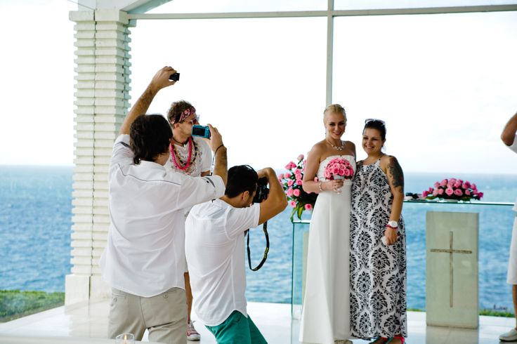 Session photo wedding Evgeniia and Aleksnder with Romantic Bali Wedding