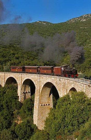 The Train of Pelion (Moutzouris), Magnesia