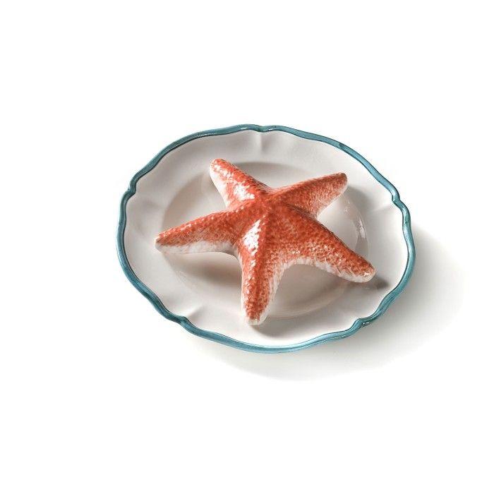 Piatto muro stella marina