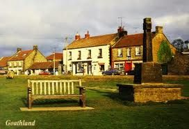 Goathland, 7 miles south-west of Whitby. Home of TV's 'Heartbeat'.
