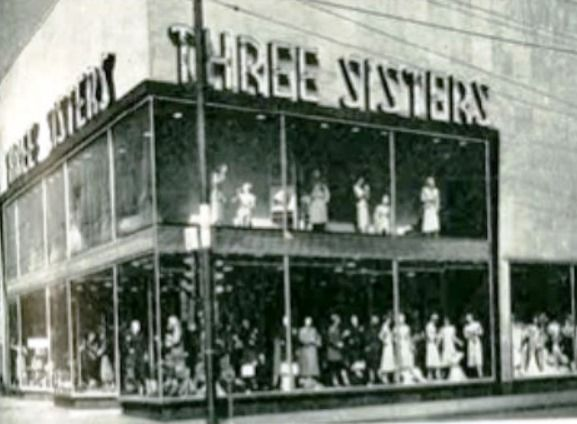 Three sisters clothing store chicago