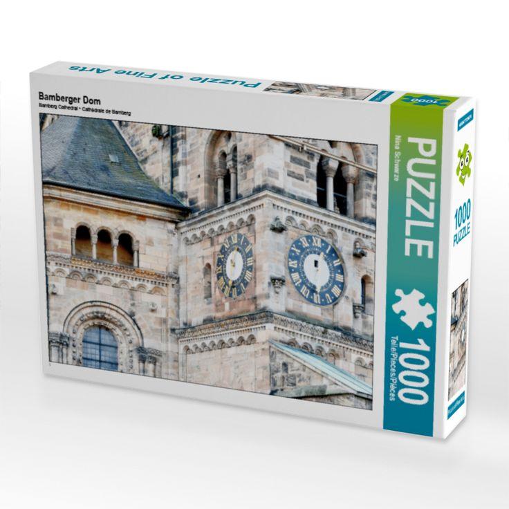 Bamberger Dom (Puzzle) - CALVENDO