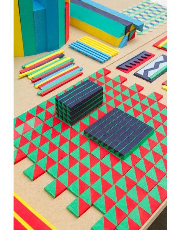A alemã Sanks apresentará workshops de como criar peças com design independente e orgânico