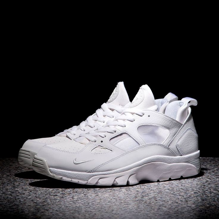 Nike Air Trainer Huarache: White | SNEAKERS,BOOTS ETC.... | Pinterest | Nike  air trainer huarache, Nike air and Streetwear online