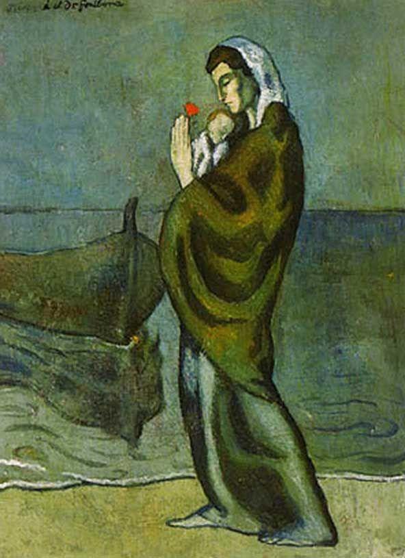 El Secreto Mejor Guardado En Una Emblemática Pintura De Picasso Vos Pinturas De Picasso Arte De Picasso Dibujos Picasso