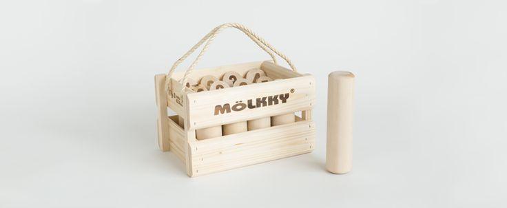 Mölkky Lawn Game - Kaufmann Mercantile