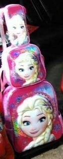 Kids Rolling Bag 3D EVA girl's Boy's trolley Bags For School Cartoon Children's Travel luggage Wheeled Backpack in School
