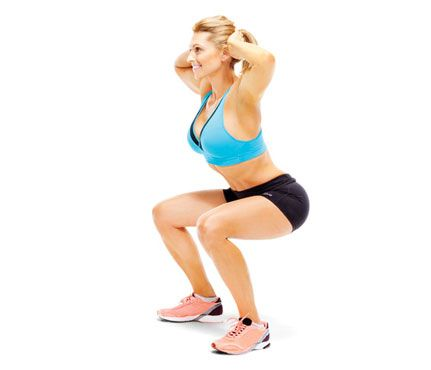 6 Moves to Resize Your Butt and Thighs: Workouts: Self.com