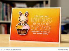 Designer Series - Carnival Cupcakes