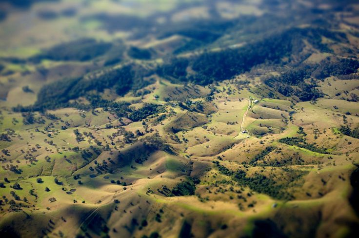 14 Awesome Examples Of Tilt-Shift Photography