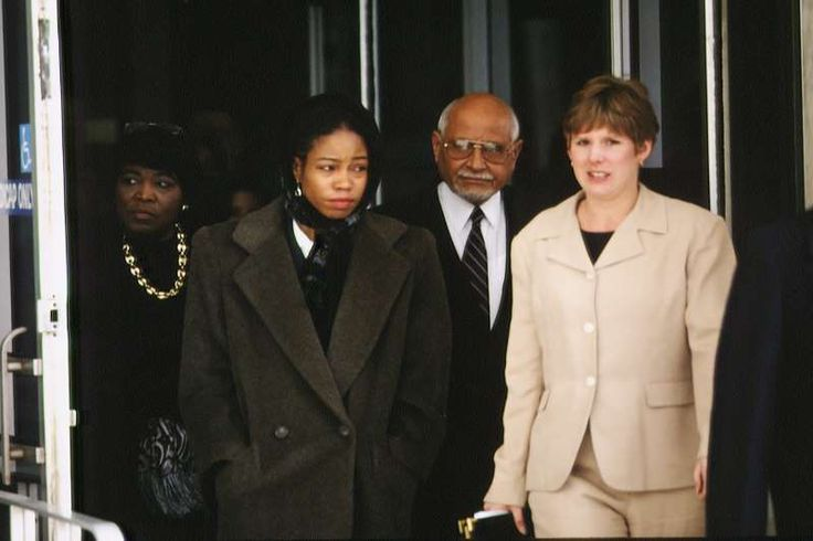 Today In History: January 12,  1995: Malcolm X's Daughter Arrested  -   Qubilah Shabazz, the daughter of human rights activist Malcolm X, is arrested for conspiring to kill Louis Farrakhan. Shabazz believed that Farrakhan was responsible for the assassination of her father in 1965, and sought to take revenge through a hired killer.