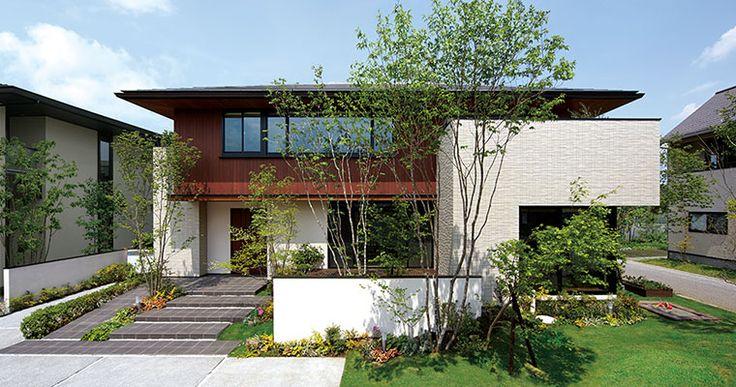 シンプルで美しい家|一戸建て木造注文住宅の住友林業(ハウスメーカー)