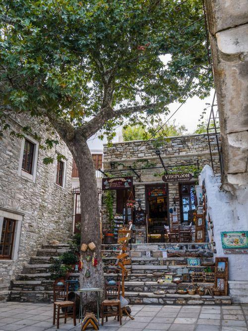 Apeiranthos - Naxos, Greece