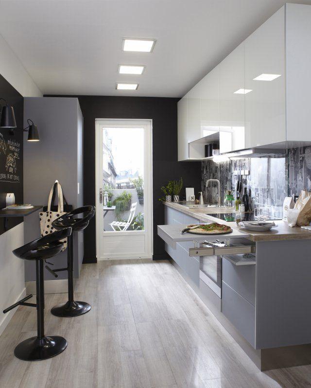Best Crédences Inox Ou Aluminium Sur Mesure Images On Pinterest - Gaziniere catalyse pour idees de deco de cuisine